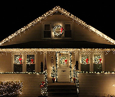 Beautiful Christmas Lights Around the World: Kingston, NY