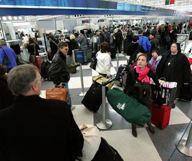 Most Annoying Airport Security Checkpoints: Chicago O'Hare (ORD)