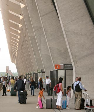 Most Annoying Airport Security Checkpoints: Washington Dulles (IAD)