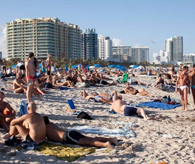 Top Florida Attractions: people-watching