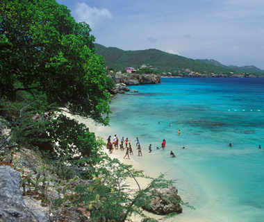 Best Beaches on Earth: Playa Kalki, Curacao
