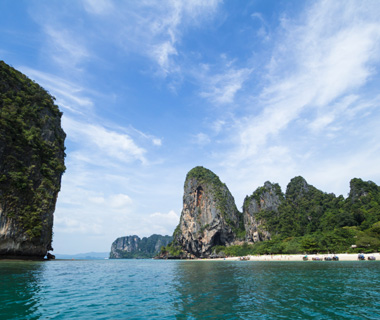 Best Beaches on Earth: Railay Beach, Thailand