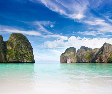Best Beaches on Earth: Maya Bay, Ko Phi Phi, Thailand