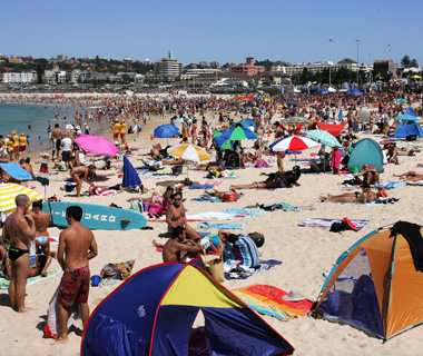 Best Beaches on Earth: Bondi Beach