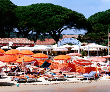Best Beaches on Earth: Pampelonne Beach, St. Tropez, France