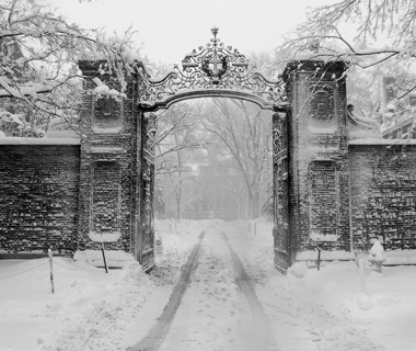 Beautiful Winter Scenes Around the World: Cambridge, MA
