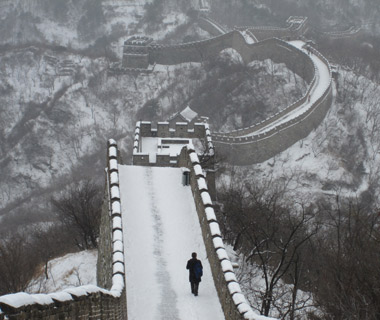 Beautiful Winter Scenes Around the World: Beijing