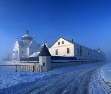 Beautiful Winter Scenes Around the World: Mogilev, Belarus