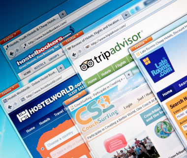 Online Travel Scams: fabricated TripAdvisor and Yelp reviews