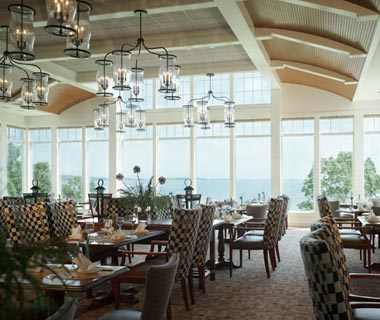 America's Best Hotels for Foodies: Wequassett Resort and Golf Club