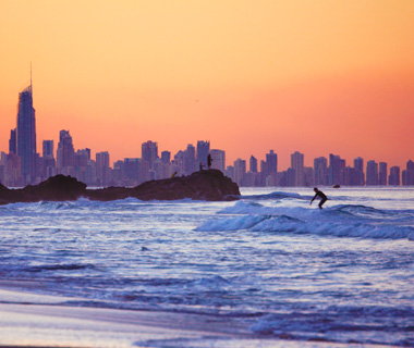 Hottest Travel Destinations: Gold Coast