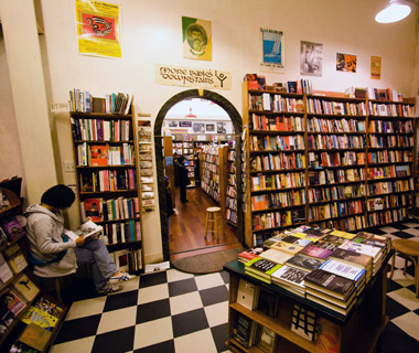 America's Best Bookstores: City Lights