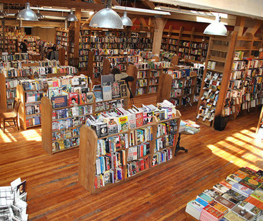 America's Best Bookstores: The Elliott Bay Book Company