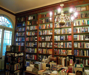 Faulkner House Books, New Orleans