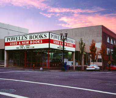 America's Best Bookstores: Powell's Books