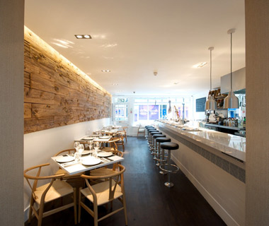 London's Best New Restaurants: Donostia