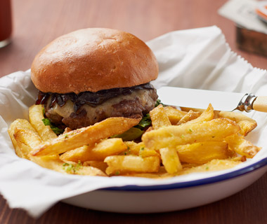 London's Best New Restaurants: Honest Burgers Soho
