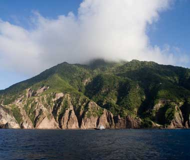World's Most Romantic Islands: Saba