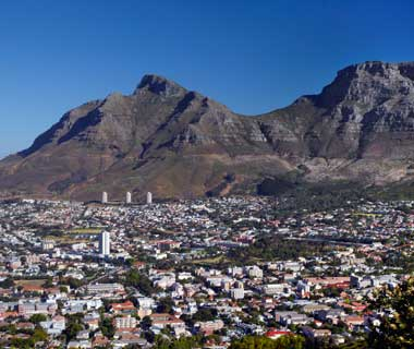 Super-Short Travel Stories: Table Mountain, Cape Town