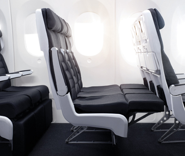 T+L Design Awards: Air New Zealand SkyCouch Family Experience