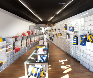 T+L Design Awards: Freitag Store