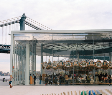 T+L Design Awards: Jane's Carousel Pavilion