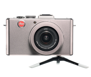T+L Design Awards: Leica D-Lux 5 Titanium Set