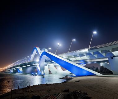 T+L Design Awards: Sheikh Zayed Bridge