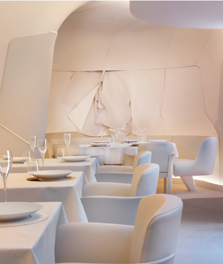 T+L Design Awards: Sur Mesure par Thierry Marx and Restaurant Camelia