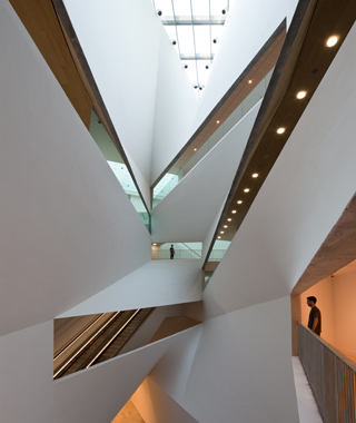 T+L Design Awards: Herta & Paul Amir Building, Tel Aviv Museum of Art