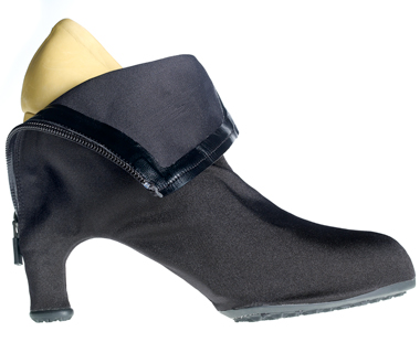 T+L Design Awards: Grace Carter Zip-On Rain Boot