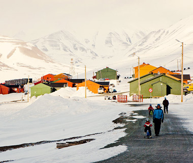 World's Strangest Towns: Longyearbyen, Norway