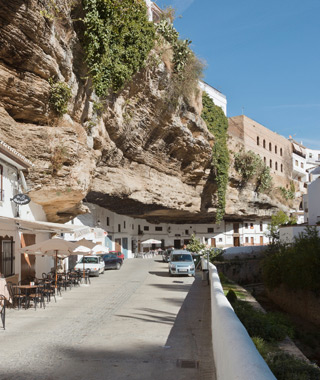 World's Strangest Towns: Setenil de las Bodegas, Spain