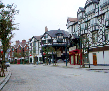 World's Strangest Towns: Thames Town