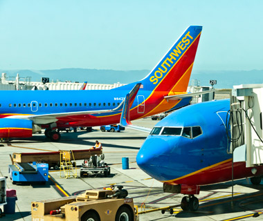 Best and Worst Airlines for Lost Luggage: Southwest
