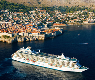 Best Cruises for Families: Crystal Serenity