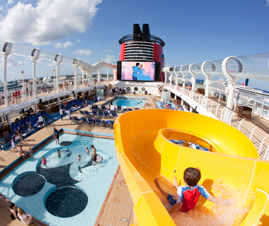 Disney Fantasy and Disney Dream