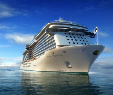 Best Cruises for Families: Royal Princess