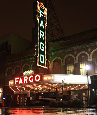Cool Neon Signs: Fargo