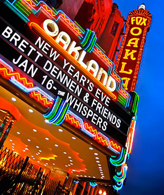Cool Neon Signs: Oakland