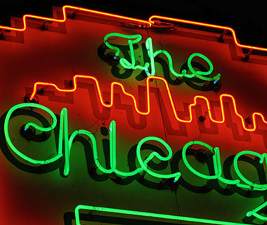 Cool Neon Signs: Chicago