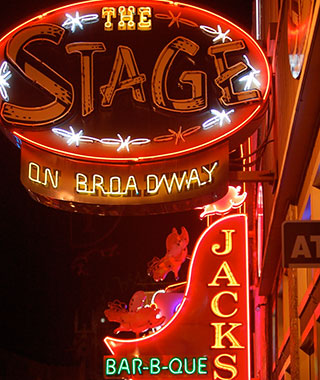 Cool Neon Signs: Nashville