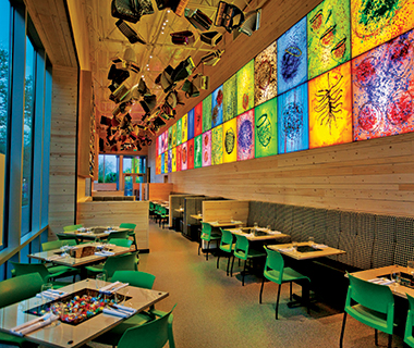 America's Best Museum Restaurants: Collections Cafe, Chihuly Garden and Glass