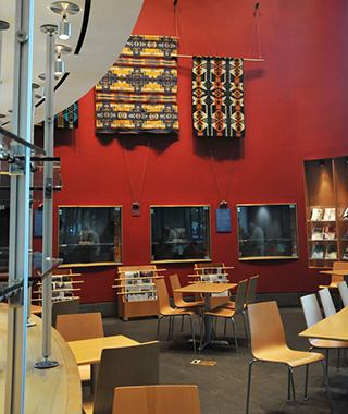America's Best Museum Restaurants: Mitsitam Native Foods Cafe, National Museum of the American Indian