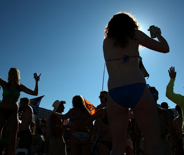 Most Crowded Spring Break Destinations: South Padre Island