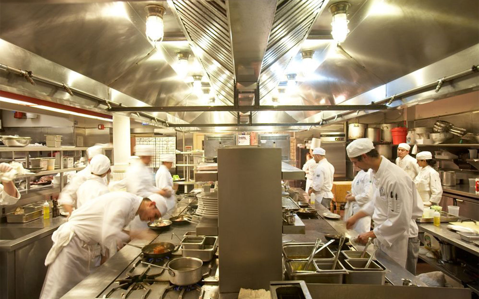 Cooking Schools: International Culinary Center