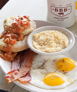 Best Breakfasts Around the World: Big Bad Breakfast