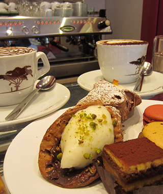 Best Breakfasts Around the World: Cristalli di Zucchero