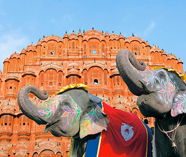 World's Most Colorful Cities: Jaipur
