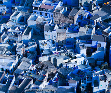 World's Most Colorful Cities: Jodhpur